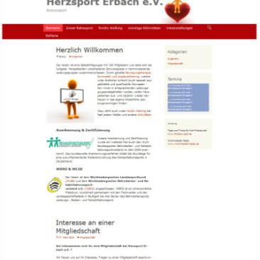 Projekt: Herzsport Erbach